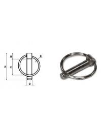 Kaiščiai su žiedu 1