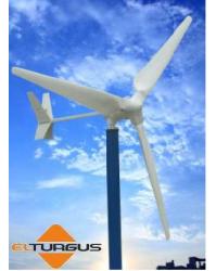 Vėjo jėgainė 2000
