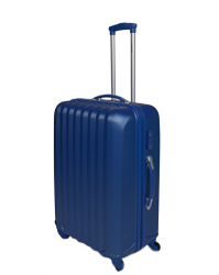 Didelis lagaminas Larsen L1 - mėlynas