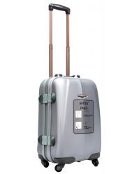 Rankinio bagažo lagaminas AirtexParis 2014 - sidabrinis