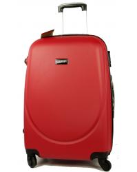 Vidutinis lagaminas Gravitt 310-V Raudonas
