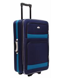 Didelis lagaminas Deli 901 tamsiai mėlynas/žalias