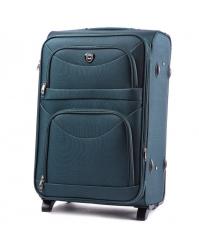 Rankinio bagažo lagaminas Wings 6802 žalias