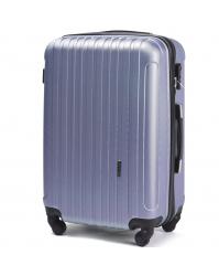 Vidutinis lagaminas Wings 2011 šviesiai violetinis