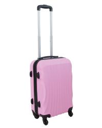 Rankinio bagažo lagaminas Gravitt 126 rožinis