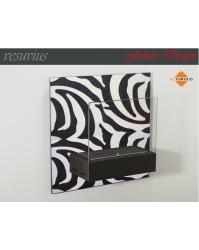 Pakabinamas biožidinys Kami Marapi Zebra BK-006-10
