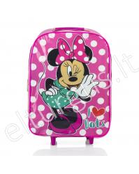 Vaikiškas lagaminas Pelytė Minė