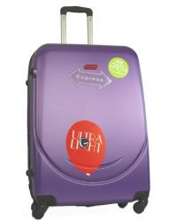 Didelis lagaminas Gravitt 310 violetinis