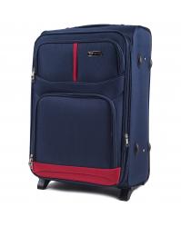 Vidutinis lagaminas Wings 206 mėlynas