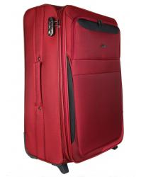 Vidutinis lagaminas Gravitt 651 raudonas