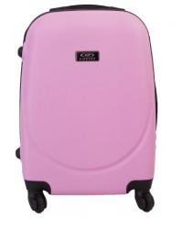 Rankinio bagažo lagaminas Gravitt 310 rožinis