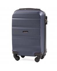 Vaikiškas lagaminas Wings AT01 XS (51 x 35 x 20cm) mėlynas