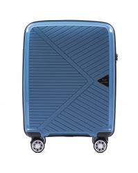 Rankinio bagažo lagaminas Wings Mallard mėlynas (100% polipropilenas)