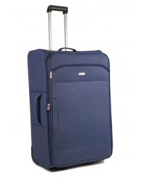 Vidutinis lagaminas Worldline523 mėlynas