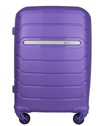 Rankinio bagažo lagaminas Burak 738 alyvinis (100% polipropilenas)
