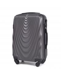 Rankinio bagažo lagaminas Wings 304 pilkas
