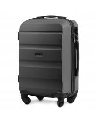 Rankinio bagažo lagaminas Wings AT01 pilkas