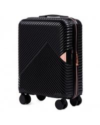 Rankinio bagažo lagaminas Wings 01 juodas