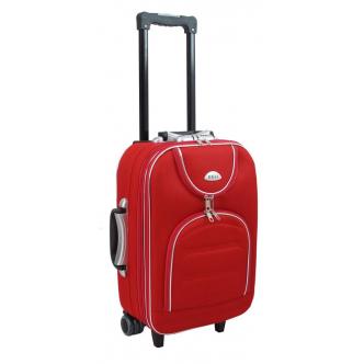 Rankinio bagažo lagaminas Deli 801 Raudonas