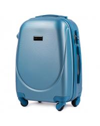 Rankinio bagažo lagaminas Wings 310 šviesiai mėlynas