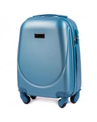 Vaikiškas lagaminas Wings XS 310 (51 x 35 x 20cm) šviesiai mėlynas
