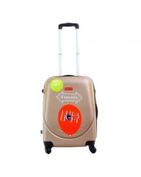 Rankinio bagažo lagaminas Gravitt 310 šampaninis