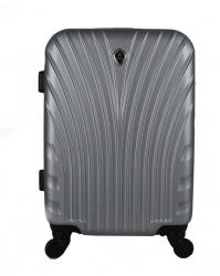 Rankinio bagažo lagaminas ROMAN23 - sidabrinis
