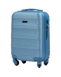 Rankinio bagažo lagaminas Wings 203 šviesiai mėlynas