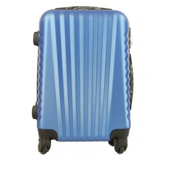 Rankinio bagažo lagaminas Gravitt 888 šviesiai mėlynas