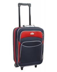 Rankinio bagažo lagaminas Deli 101 mėlyna/raudona