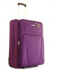 Didelis lagaminas Airtex 6115- violetinis