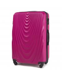 Didelis lagaminas Wings 304 rožinis