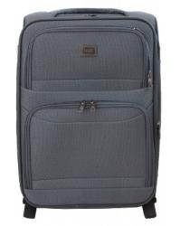 Rankinio bagažo lagaminas Gravitt 618 pilkas