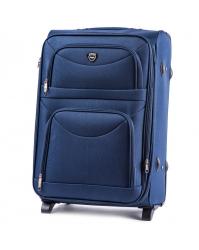 Rankinio bagažo lagaminas Wings 6802 mėlynas
