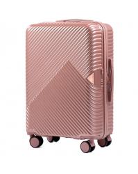 Rankinio bagažo lagaminas Wings 01 (rose gold)