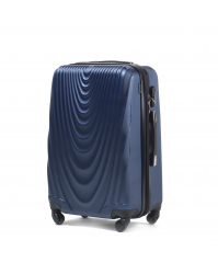 Vidutinis lagaminas Wings 304 mėlynas