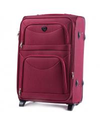 Rankinio bagažo lagaminas Wings 6802 raudonas