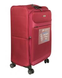 Vidutinis lagaminas Airtex 822 raudonas