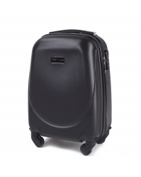 Vaikiškas lagaminas Wings 310 XS (51 x 35 x 20) cm juodas