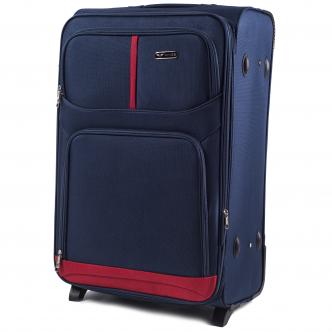 Didelis lagaminas Wings 206 mėlynas