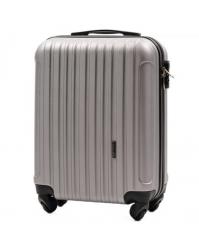 Rankinio bagažo lagaminas Wings 2011 sidabrinis