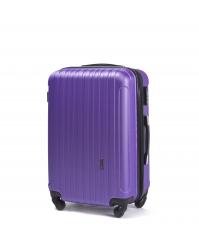 Vidutinis lagaminas Wings 2011 violetinis