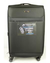 Didelis lagaminas Airtex 822 juodas