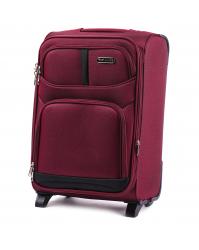 Rankinio bagažo lagaminas Wings 206 raudonas