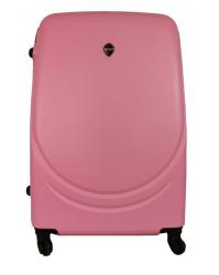 Vidutinis lagaminas Gravitt 310 rožinis
