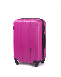 Rankinio bagažo lagaminas Wings 2011 rožinis