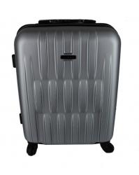 Rankinio bagažo lagaminas ROMAN20 sidabrinis
