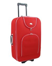 Vidutinis lagaminas Deli 801 raudonas