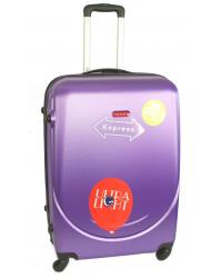 Vidutinis lagaminas Gravitt 310 violetinis