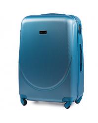 Vidutinis lagaminas Wings 310 šviesiai mėlynas